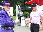 """IT WAS not difficult to support the Australian PGA's """"go purple"""" day at Royal Pines this year."""