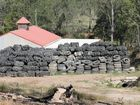 ONE of the largest and illegal tyre dumps ever located in Queensland has been uncovered in the Ipswich region with 180,000 tyres in two locations.