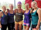 CrossFitters meet idol, Amanda Allen