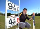CALOUNDRA'S Rodd Palmer is at the centre of the cricket universe.