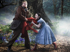 FILM REVIEW: ADAPTED from the hit musical by Stephen Sondheim and James Lapine, Into the Woods is a strangely patchy and episodic affair.