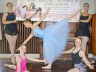 THE historic Magic Toyshop ballet is being brought back to life in Gladstone.