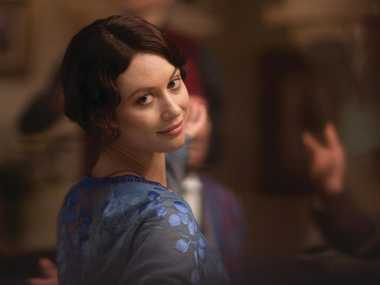 Olga Kurylenko as Ayshe in The Water Diviner.