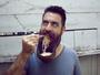 One man's amazing beard sculptures