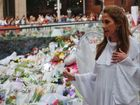 THOUSANDS of flowers and floral tributes brought by crowds of people for the victims of the Lindt Chocolate Cafe siege will be removed from Martin Place.