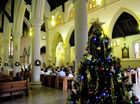 FAMILIES of all faiths from across the Northern Rivers celebrated the traditional meaning of Christmas at church services on Christmas eve and Christmas Day.