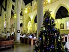 Christmas light shines over dark acts, Bishop tells faithful