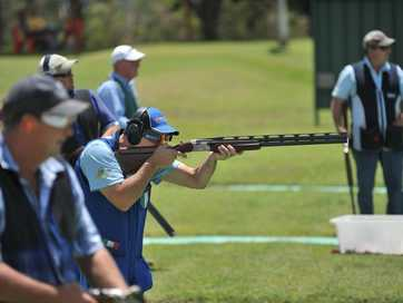Gladstone Clay Target Club held its Christmas shoot and fun day on Sunday.