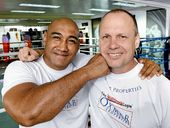 NOEL Thornberry had already trained two world champions when he took Alex Leapai to Germany in April to fight Wladimir Klitschko.