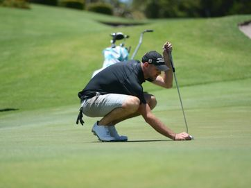 Images from the PGA Legends Tour at Byron Bay Golf Club.