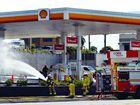 VIDEO: LPG leak at highway servo disrupts Bruce