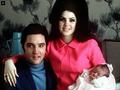 Clunes man marries Elvis' granddaughter in California