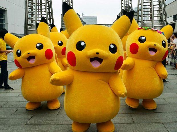 China trying to kill off real-life 'Pikachu' animal | Sunshine Coast