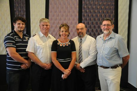 Toowoomba Sports Club Gives 10 000 To Drought Relief