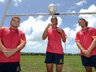 Representing Central Queensland in the ARU Junior Gold Cup is as much about road tripping with mates as it is the football.