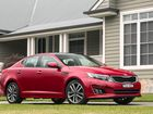 KIA'S flagship Optima, such a crowd pleaser for the brand when it was first released in 2011, has slowly lost ground to newer, more improved rivals.