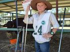 More than 70 youngsters from across Australia attended the National Santa Gertrudis Junior Show 2015, at Morgan Park, outside Warwick, in Queensland.