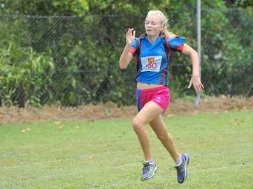 Gladstone Little Athletics participants are training for the regional championships in Bundaberg on February 7-8.