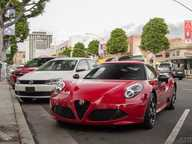Jesse See takes a look at the 2015 Alfa Romeo 4C equipped with the Launch Edition package.