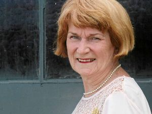 NOT SLOWING DOWN: Rockhampton region's Australia Day Cultural Award winner, Pat McKenna
