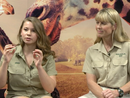 From the heart: Bindi and Terri Irwin