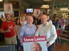 Voters to send a message to Newman, says Labor federal MP