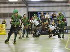 MIXED roller derby will take full flight next month when the Toowoomba City Rollers host their first bout of the year.