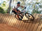 Podium finish for Larsson and Lister at mountain bike series