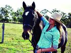 Cattle work and catwalks: NT teen with a dream