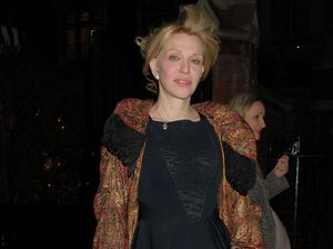 Courtney Love used heroin while pregnant
