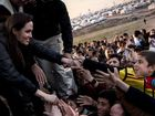 ANGELINA Jolie recently made her fifth visit to Iraq in her role as special envoy for the UN High Commissioner for Refugees.