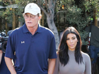 KIM Kardashian West has addressed the media speculation surrounding her step-parent Bruce Jenner's gender identity.