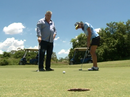 Golfer Nikki Garrett chasing breakthrough Aussie win