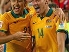 SOCCEROOS coach Ange Postecoglou is hoping his young team can move to the next level after winning the Asian Cup final in Sydney.