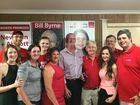 ELECTION 2015: Byrne 'lucky' to retain Rockhampton seat