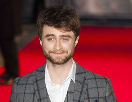 Daniel Radcliffe named 'Rear Of The Year 2015'