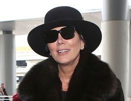 Kris Jenner trademarking the term 'momager'