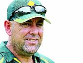 IF ANYONE knows how to win a World Cup, Australian coach Darren Lehmann does.