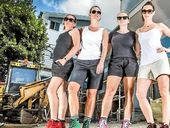 PEOPLE do not usually associate the mining industry with girl power.