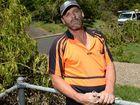 SINCE Cyclone Marcia, Yeppoon's Richard Martin has never worked harder.