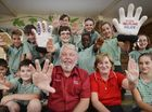 Morcombes spread safety message