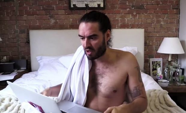 Russell Brand In Porn