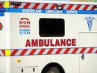 Motorcycle and car collide in morning crash in Kingaroy