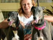 AN ORGANISATION which re-homes greyhounds has been swamped with offers of help following revelations of the cruel practices involved in training.