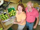 GROWING fruit for the premium end of the market is not a task for the faint- hearted but Michael and Pam Coleman are determined to make it work.