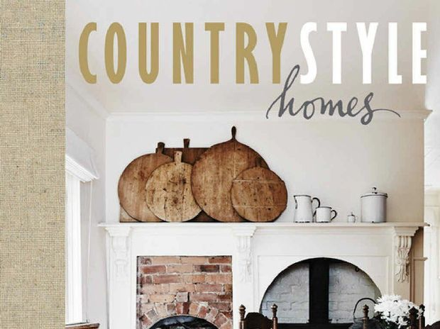 Country Style Homes Is Edited By Victoria Carey Of Country