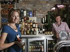 Kacey Clifford and Andrew Price are excited to open Haven Bar and Resturant in Murwillumbah. Photo: Nolan Verheij-Full / Tweed Daily News