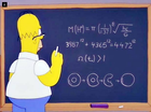 HOMER Simpson almost predicted the mass of the elementary particle, the Higgs boson, more than a decade before it was discovered.