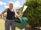 A SCARNESS woman is willing to donate her garden lights to thieves to keep them from coming on to her property.