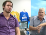 Players' Lounge - NRL round one, 2015
